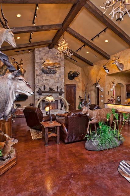 "Trophy Room Design Ideas: The ""Trophy Room"" @ Cordillera"