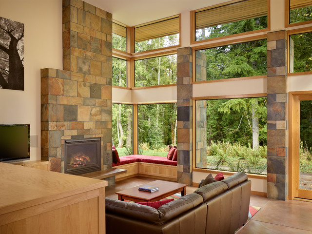 The Woods Outback contemporary-family-room