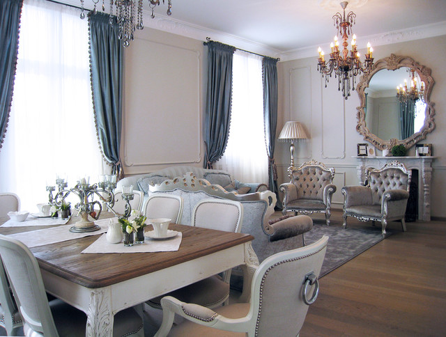 D Bilder Wohnzimmer ~ Theme of provence interior design of apartments on cote dazur