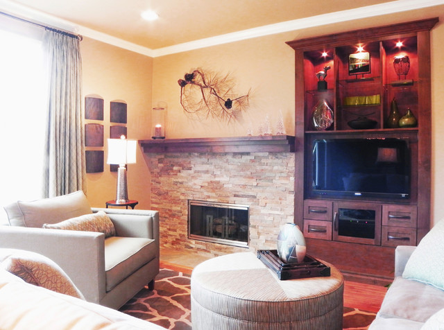 Thousand Oaks Warm Inviting Home Eclectic Family