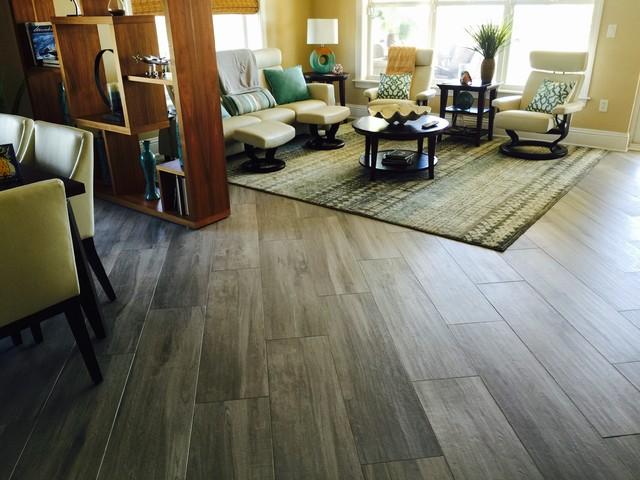 Tile Floors Wood Look Tile Planks