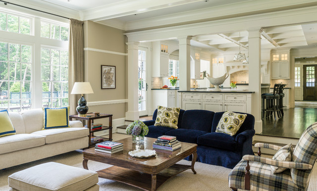 Timeless Traditional Traditional Family Room Boston