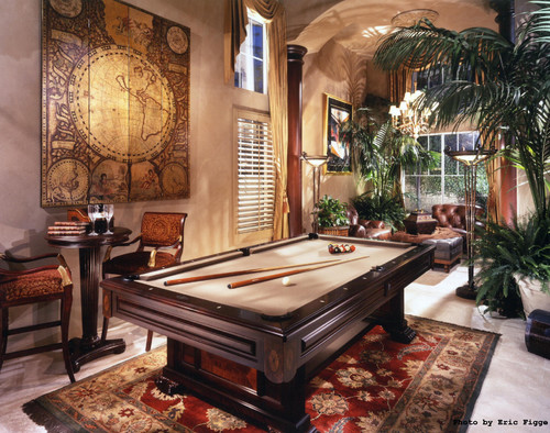 Todd Peddicord Portfolio traditional family room