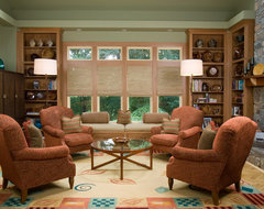 Traditional Family Room traditional-family-room