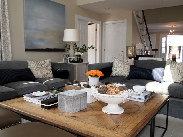 Elizabeth Reich Interior Designer traditional-family-room