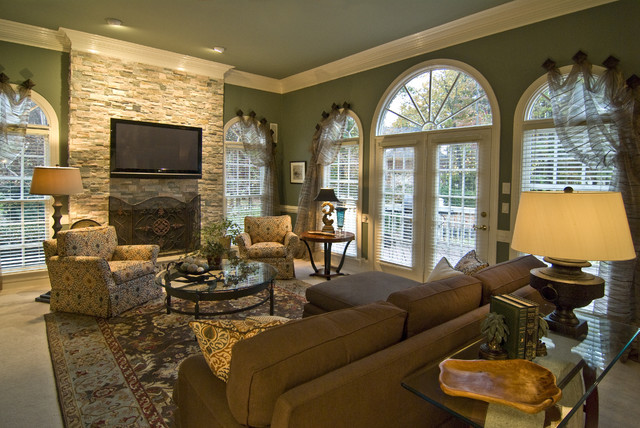 Traditional Family Room Ideas traditional family rooms ideas - creditrestore
