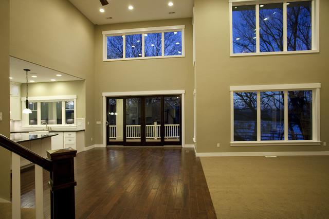 Custom Home - Draper, UT traditional-family-room
