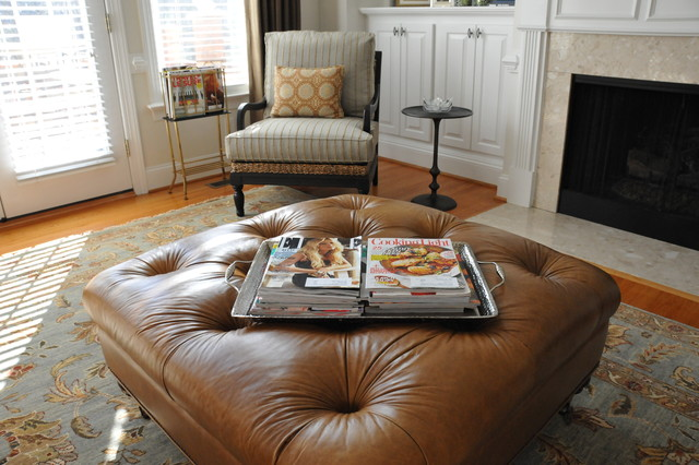 Driggs Designs traditional-family-room