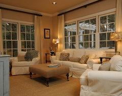 Sandra Ericksen Design traditional-family-room