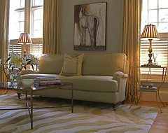 Habersham project traditional family room