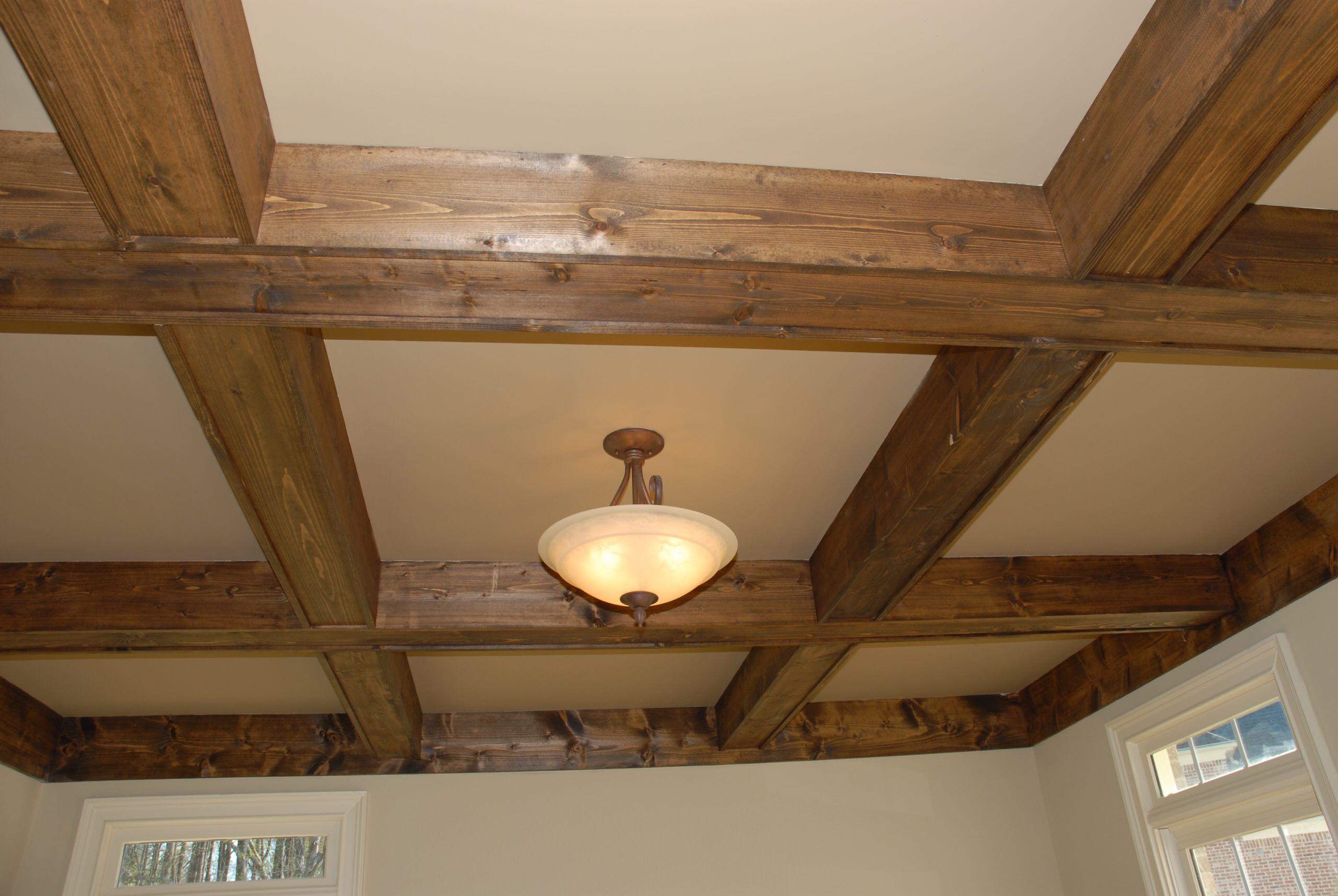 Traditional Home Build with Custom Trim, Mantle and Moldings