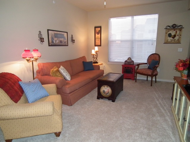 Transformations by SCS family-room
