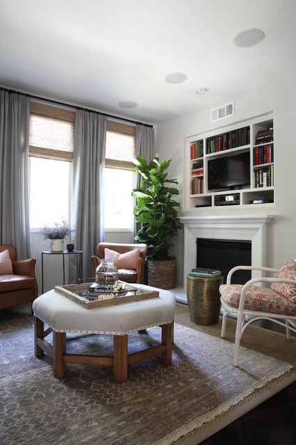 Transitional Townhome - Irvine, CA