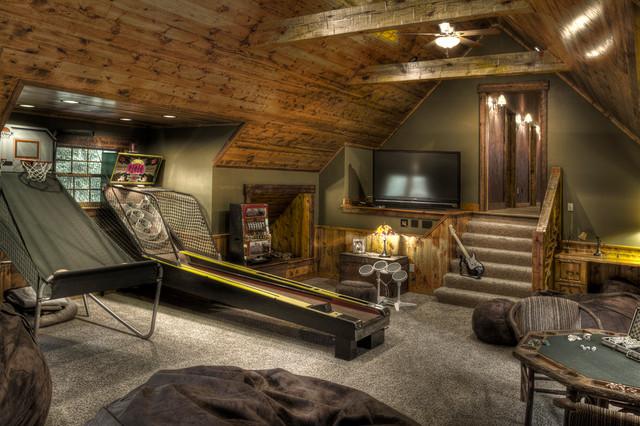 Trout Lake Bonus Room