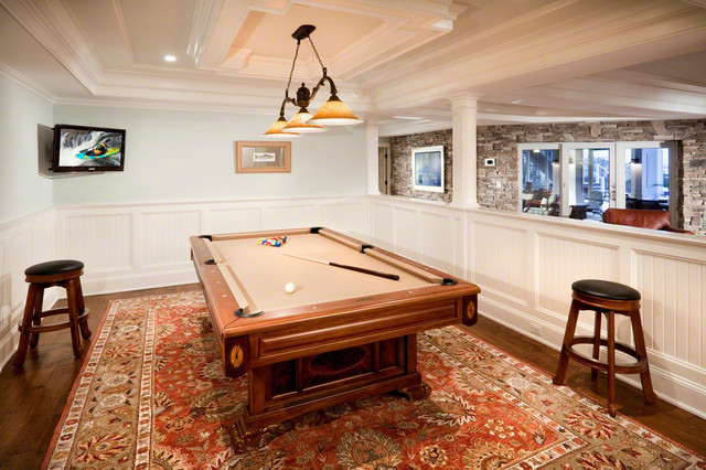 Tuned to Perfection traditional-family-room