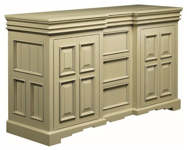 TV Lift Cabinet Transitional Designs by Cabinet Tronix - Transitional - Family Room - boston ...