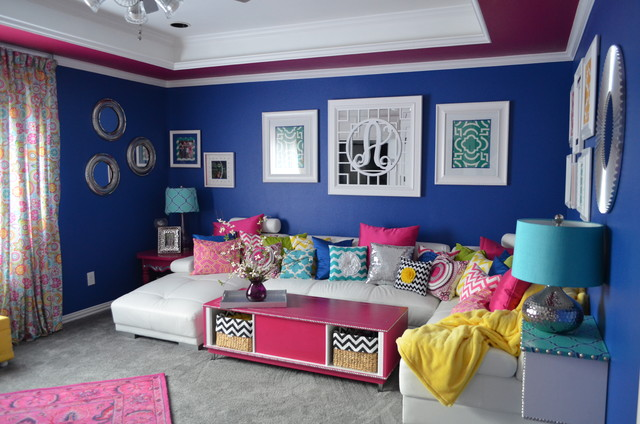 Tween Girl Media Playroom