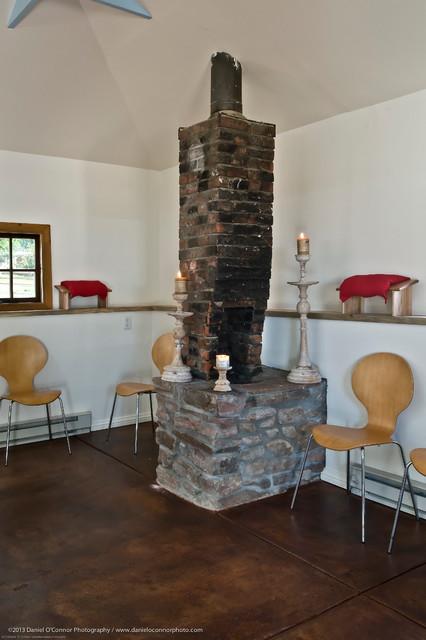 Twin Oaks Ranch Farm House / Longmont, CO farmhouse-family-room