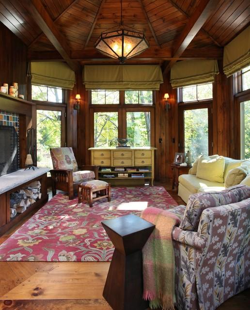 Linger Longer traditional-family-room