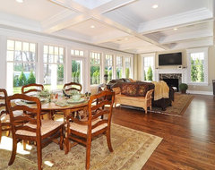 Upper Montclair, NJ, New Home, Norman Road traditional-family-room