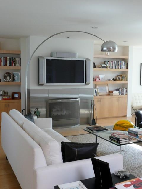 Venice Residence contemporary-family-room