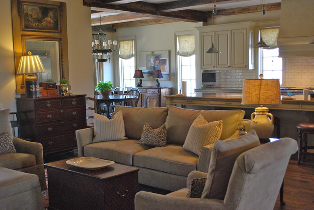 family room by Mandi Smith T