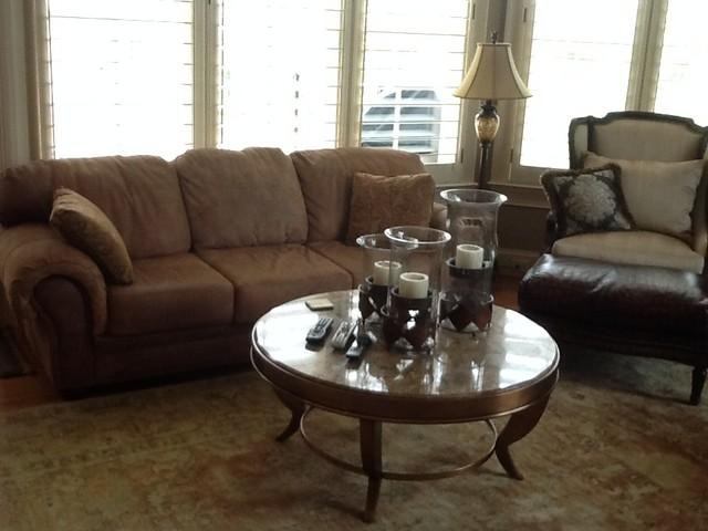 Vestavia Hills residence family-room