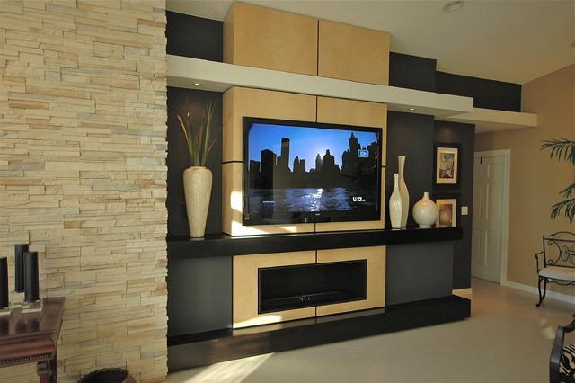 Superbe Vicki Balzer Contemporary Family Room