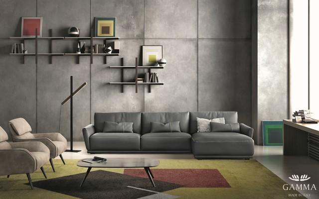 Victor sectional sofa by gamma arredamenti modern for Gima arredamenti