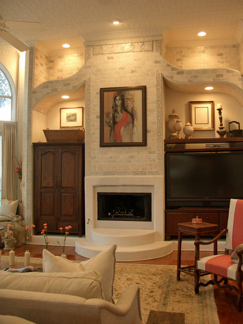 Vignettes for Fireplaces southwest