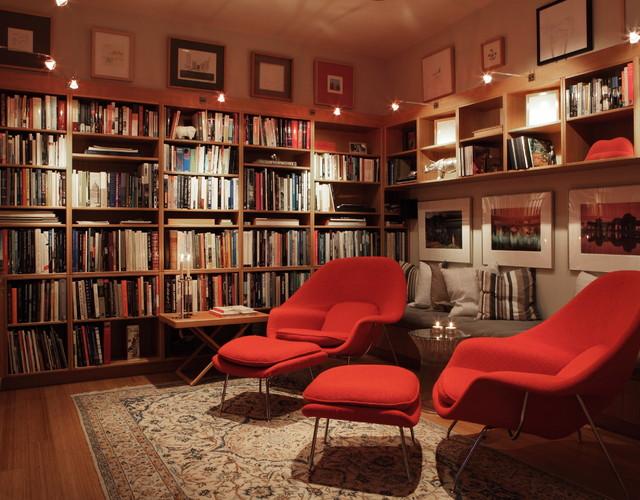 Villa Nuevo - Contemporary - Family Room - Austin - by Webber + Studio, Architects