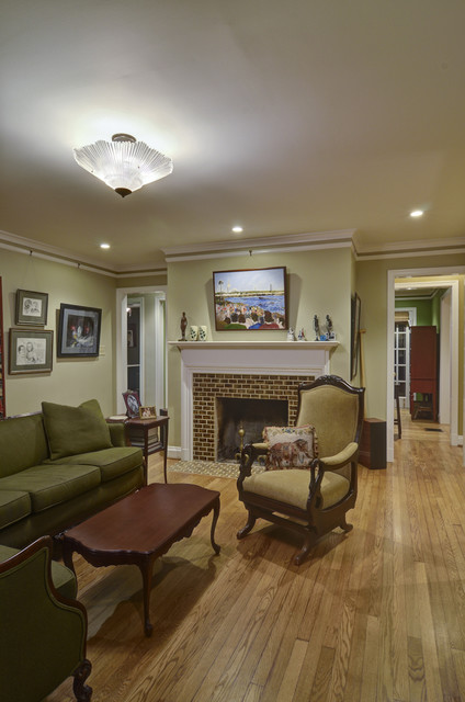 Virginia-Highland Remodel traditional-family-room