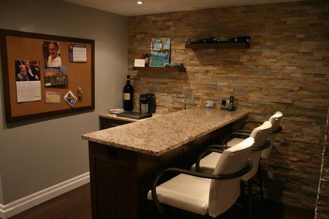 Vito Basement modern-family-room