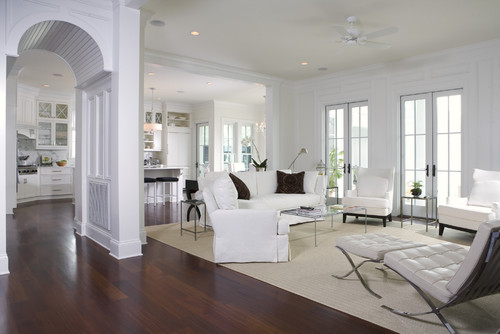 Defining Space in  Open Concept Homes