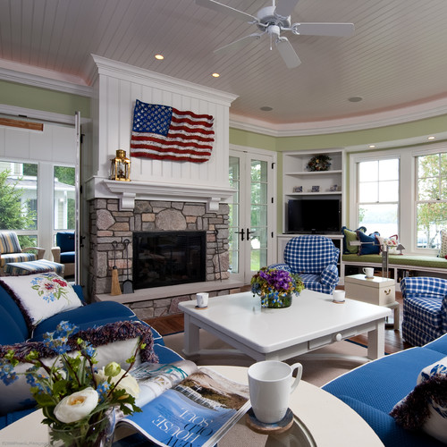 Traditional Interior Designers In Chicago: My Head Space: Independence