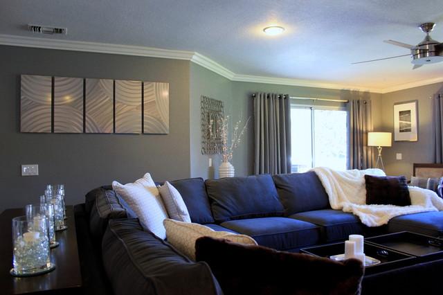 Walnut contemporary-family-room