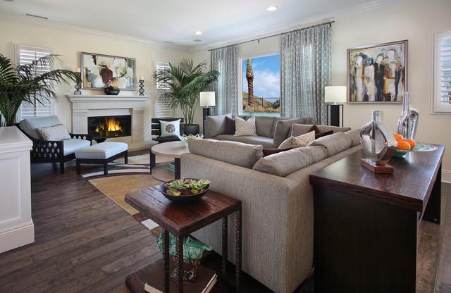 Walnut Residence contemporary-family-room