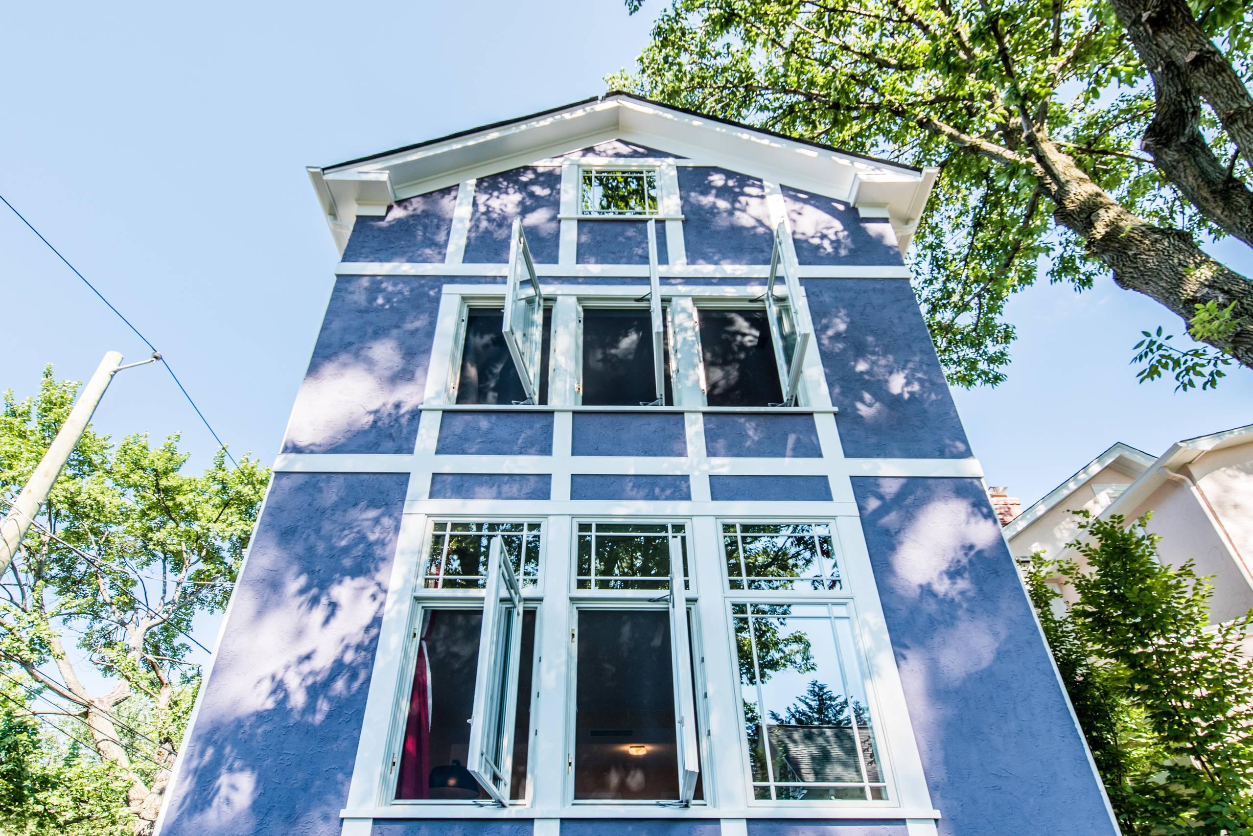 Washington, DC Minimalist-Style Addition