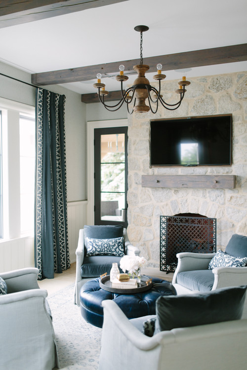 Lee Caroline A World Of Inspiration Shades Of Blue From Kate Marker Interiors