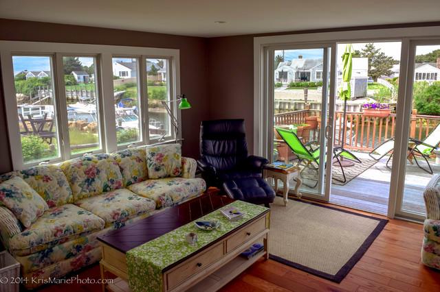 West Dennis Kitchen Remodel Eclectic Family Room  : eclectic family room from www.houzz.com size 640 x 426 jpeg 119kB