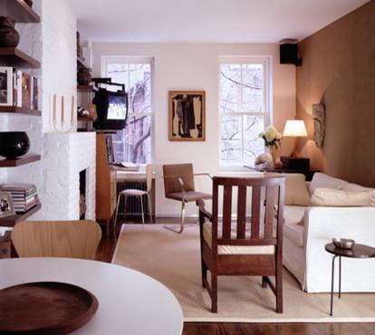 || C O B U R N - A R C H I T E C T U R E || eclectic-family-room