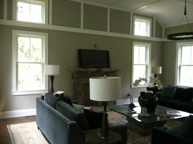 Westport new residence contemporary-family-room