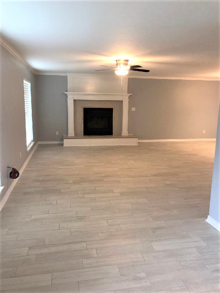 Whole Home Remodel, Longview, Texas