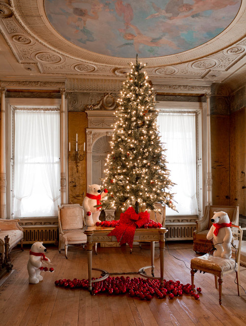 12 Christmas Tree Examples Part Two Town Country Living