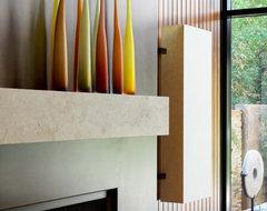 William Hefner Architecture Interiors & Landscape contemporary-family-room