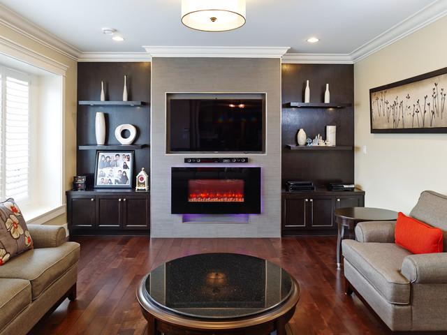 Willingdon Residence transitional-family-room