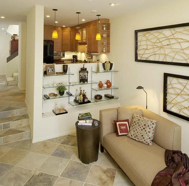wilson - chaise modern-family-room