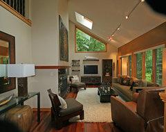 Woodbury Home asian-family-room