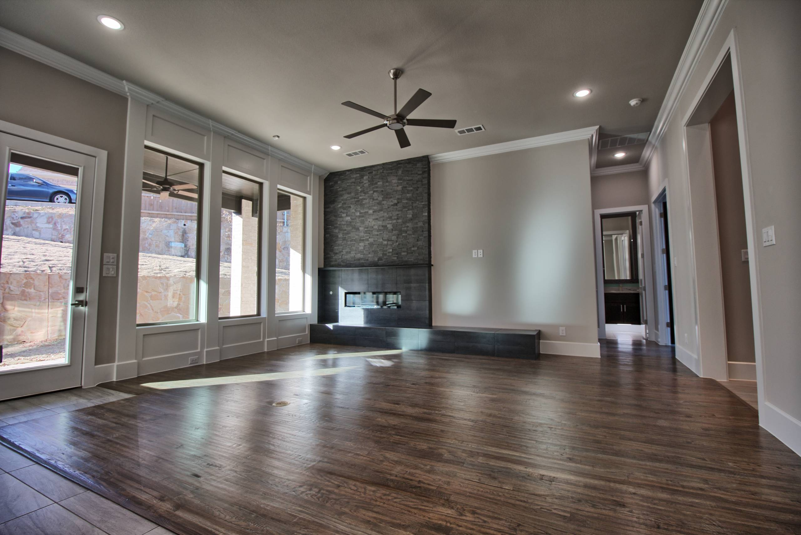 Woodland Hills Transitional With Contemporary Touches