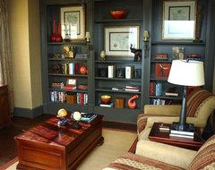 World Traveler traditional-family-room